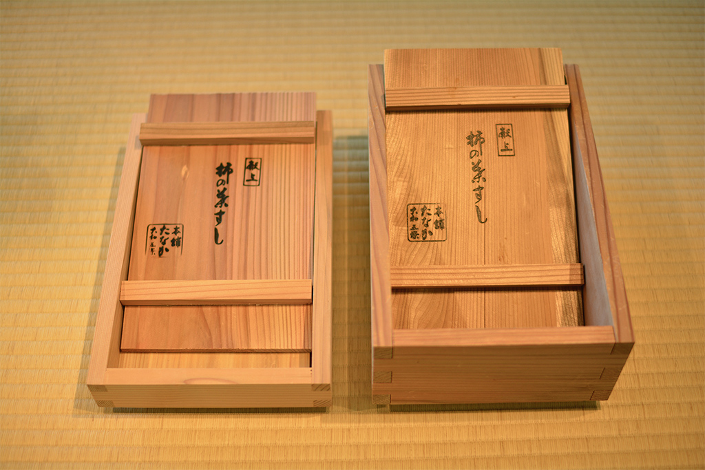 """【勝手にエール vol.004】""""奈良・柿の葉すし""""の実家に、行ってきました。"""